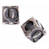 SS.925 Alpha Cubes Q 5.1x5.1mm
